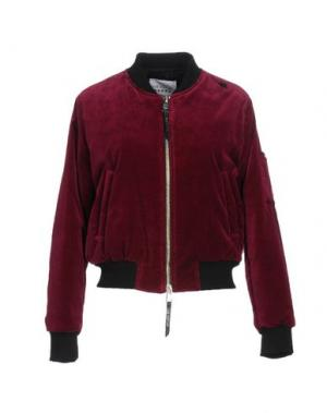 Куртка THE EDITOR. Цвет: пурпурный