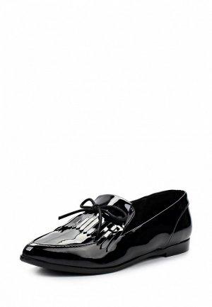 Лоферы Friis & Company FR004AWKL520. Цвет: черный