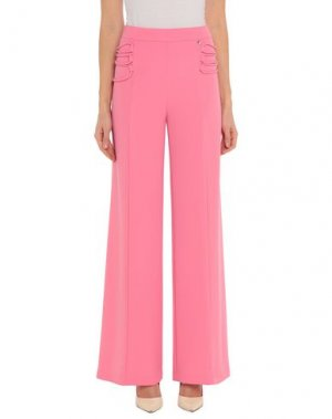 Повседневные брюки ANNARITA N. Цвет: фуксия