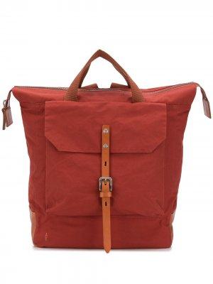 Рюкзак Frances Ally Capellino. Цвет: красный