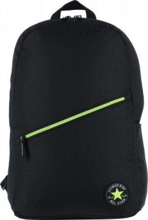 Рюкзак для мальчиков Converse. Цвет: черный
