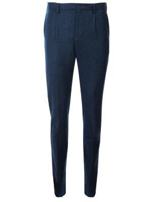 Классические брюки из шерсти LORO PIANA