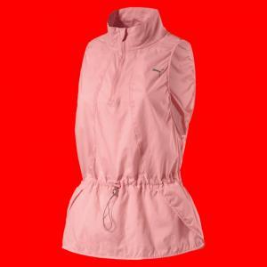 Жилет Explosive Run Vest W PUMA. Цвет: розовый