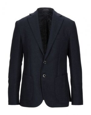 Пиджак TAKESHY KUROSAWA. Цвет: темно-синий
