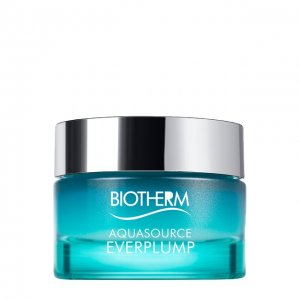 Гель для лица Aquasource Everplump Biotherm. Цвет: бесцветный