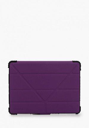 Чехол для iPad Capdase Противоударный BUMPER FOLIO Flip Case Apple Air 10.5/iPad Pro 10.5. Цвет: фиолетовый