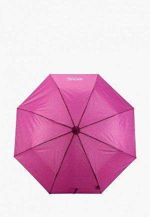 Зонт складной Regatta Umbrella. Цвет: фиолетовый
