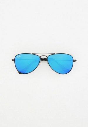 Очки солнцезащитные Ray-Ban® RJ9506S 201/55. Цвет: черный