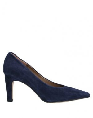 Туфли PEDRO MIRALLES. Цвет: темно-синий