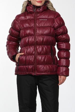 Куртка REESE Five seasons. Цвет: бордо