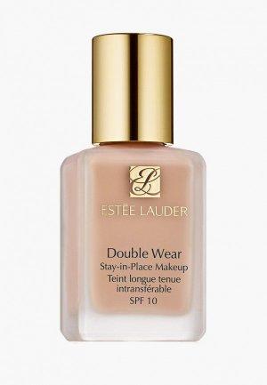 Тональное средство Estee Lauder устойчивое Double Wear Stay-in-Place Makeup SPF 10 2C2 Pale Almond 30 мл. Цвет: бежевый