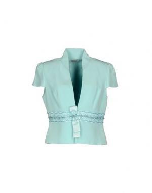 Пиджак LEXUS. Цвет: бирюзовый