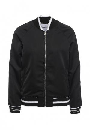 Куртка Sweewe. Цвет: черный