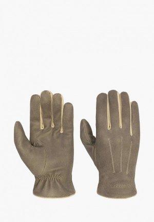 Перчатки Stetson. Цвет: бежевый