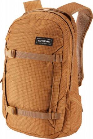 Рюкзак MISSION, 25 л Dakine. Цвет: коричневый
