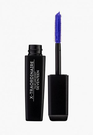 Тушь для ресниц Seventeen X-TRAORDINARE MASCARA удлинения, подкручивания, увеличения объема фиолетовый, 12 мл. Цвет: фиолетовый