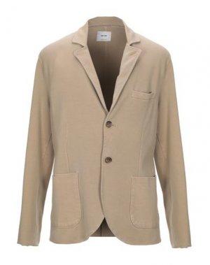 Пиджак ITALIA INDEPENDENT. Цвет: песочный