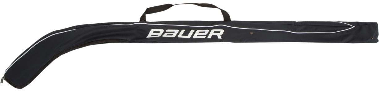 Сумка для переноски хоккейных клюшек Bauer. Цвет: черный