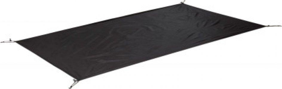 Дно для палатки Floorsaver Exolight Iii JACK WOLFSKIN. Цвет: черный