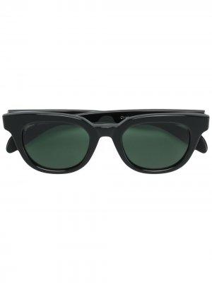 Viator sunglasses Visvim. Цвет: черный