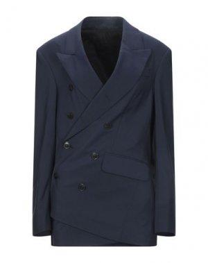 Пиджак A.F.VANDEVORST. Цвет: темно-синий