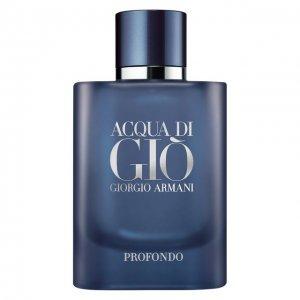 Парфюмерная вода Acqua di Gio Profondo Giorgio Armani. Цвет: бесцветный