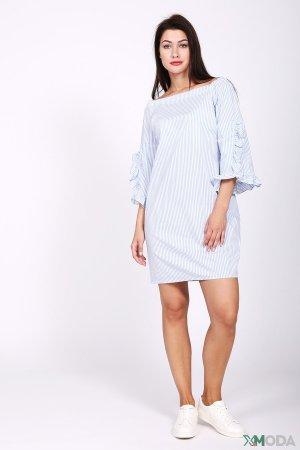 Платье Monari. Цвет: голубой