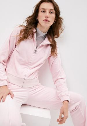 Олимпийка Juicy Couture TANYA. Цвет: розовый