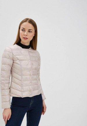 Куртка утепленная Acasta. Цвет: розовый