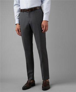 Костюмные брюки HENDERSON. Цвет: серый