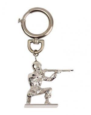 Брелок для ключей MAISON MARGIELA. Цвет: белый