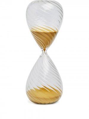 Песочные часы с узором Hay. Цвет: нейтральные цвета