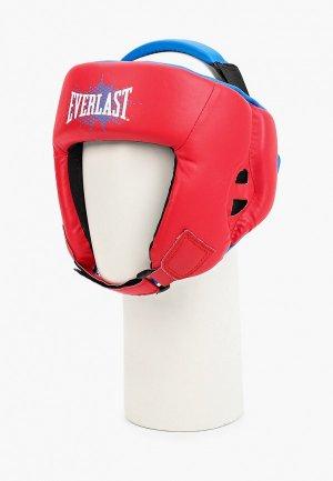 Шлем Everlast Prospect. Цвет: красный