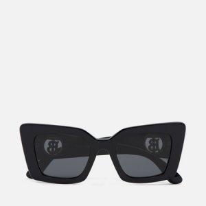 Солнцезащитные очки Daisy Burberry. Цвет: чёрный