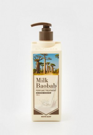 Бальзам для волос Milk Baobab PWM, 500 мл. Цвет: прозрачный