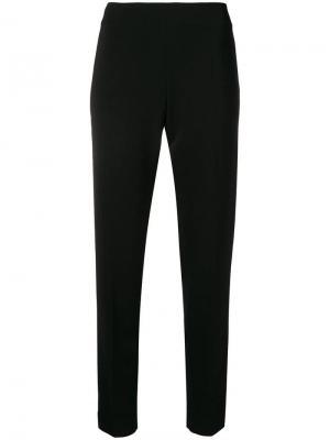 Slim-fit trousers Antonio Berardi. Цвет: черный