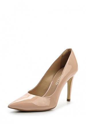 Туфли Cecconello CE012AWPIT28. Цвет: розовый