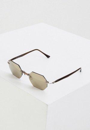 Очки солнцезащитные Ray-Ban® RB8061 159/5A. Цвет: коричневый