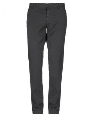 Повседневные брюки MASON'S. Цвет: темно-коричневый
