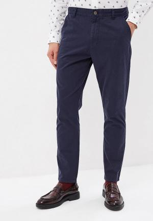 Брюки Calvin Klein Jeans. Цвет: синий