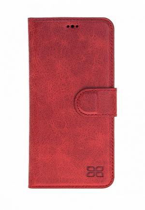 Чехол для телефона Bouletta Samsung Galaxy S9 Plus Magic Wallet. Цвет: бордовый