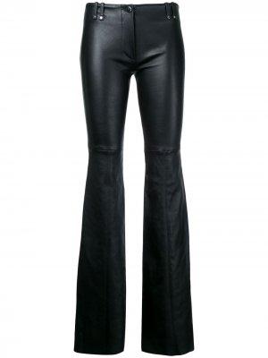 Расклешенные брюки Plein Sud. Цвет: черный