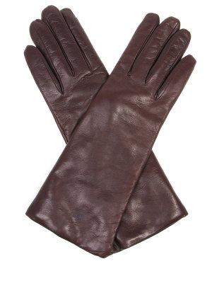 Перчатки удлиненные кожаные SERMONETA GLOVES