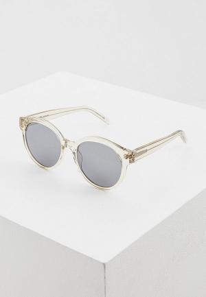 Очки солнцезащитные Saint Laurent SL M31 008. Цвет: серый
