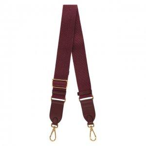 Ремень Nastro для сумки Coccinelle. Цвет: красный