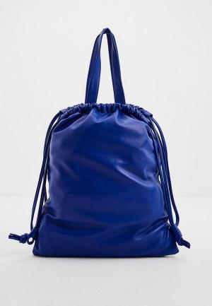 Мешок Max&Co. Цвет: синий
