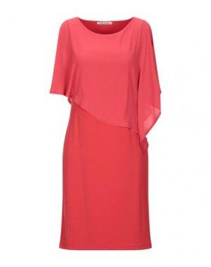 Короткое платье BETTY BARCLAY. Цвет: красный