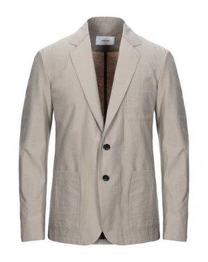 Пиджак MAURO GRIFONI. Цвет: бежевый