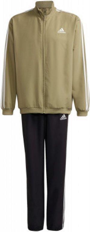 Костюм спортивный мужской adidas Essentials, размер 48. Цвет: бежевый
