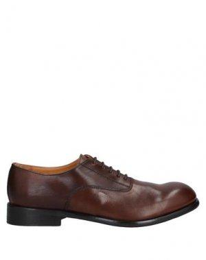 Обувь на шнурках JP/DAVID. Цвет: коричневый